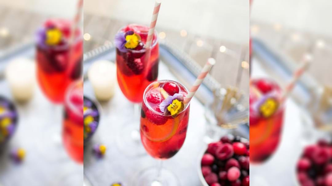 Here's An Amazing Summer Cocktail To Wow Everyone With This Silly Season!