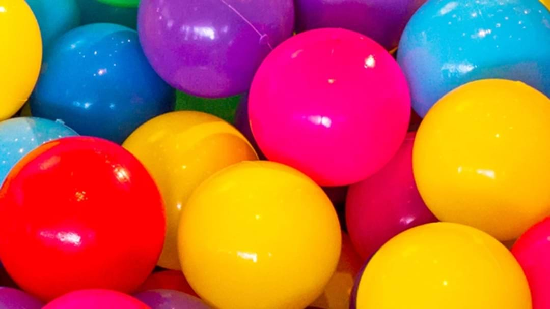 Sydney Is Getting Its Own Giant Adult Ball Pit Party