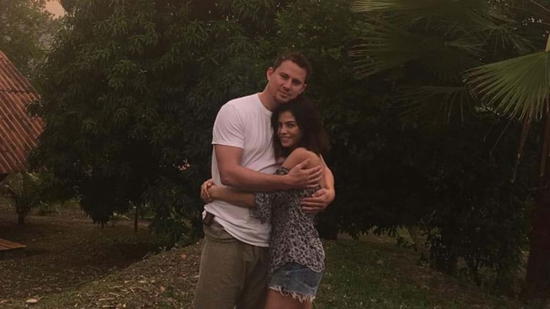 Channing Tatum Announces Split From His Wife Jenna Dewan Tatum