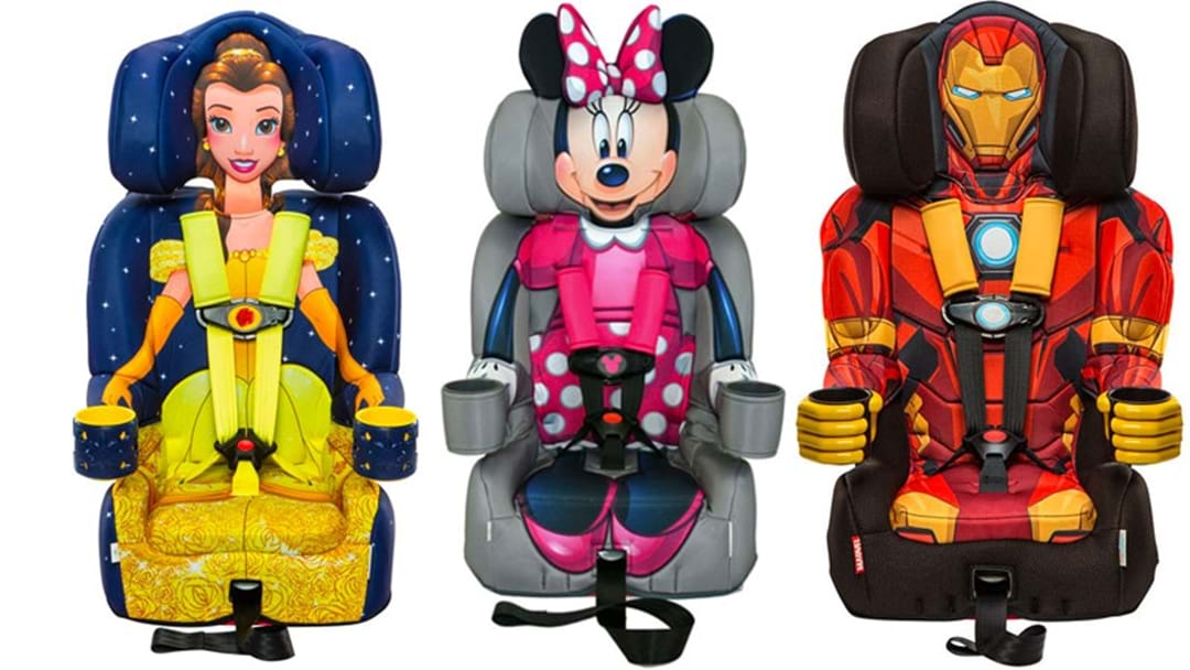 Your Kids Will Love Buckling Up In These Fun Booster Seats!
