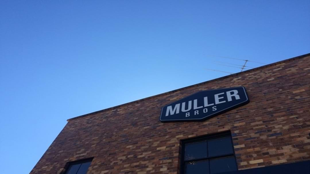 Muller Bros Closed Early Last Night due to Fire