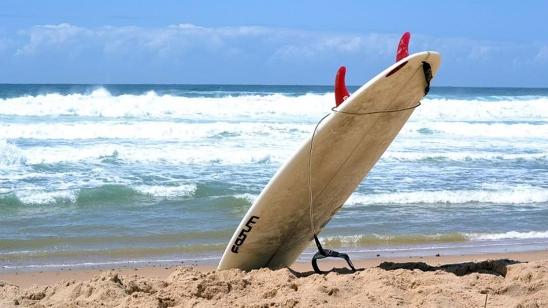 Eye severely injured in surfing accident at Palm Beach