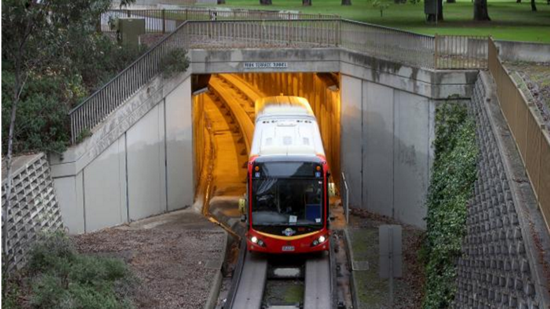 Safety Fears Over The New O-Bahn Tunnel