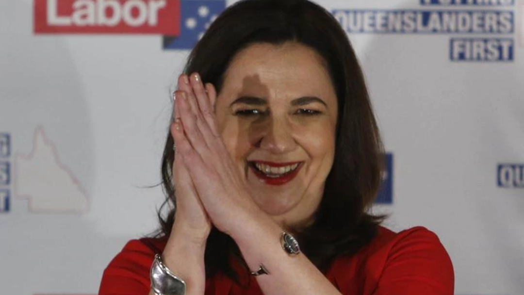 BREAKING: Queensland's Government Is Finally Confirmed