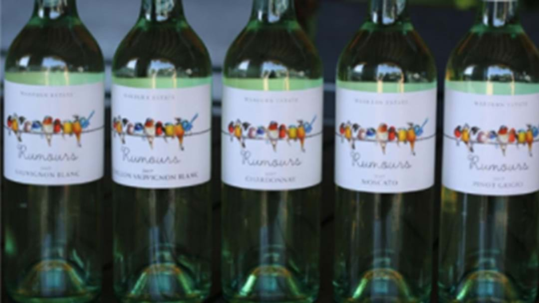 Popular Australian Wines Recalled Due To Glass Pieces Inside Bottle