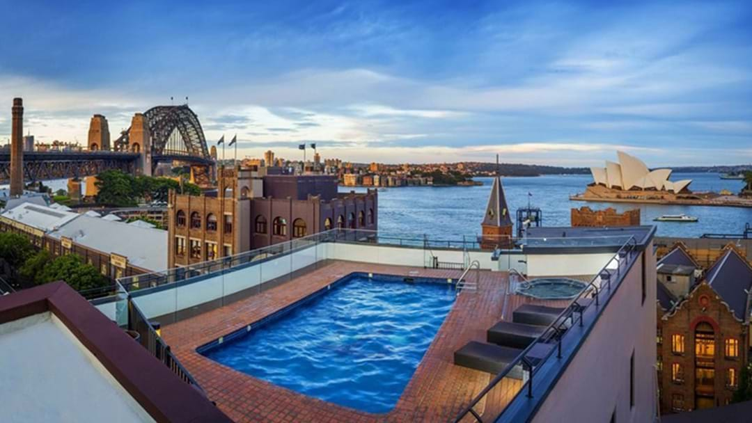 The Top Sydney Hotels For NYE That We Will Never Be Able To Afford