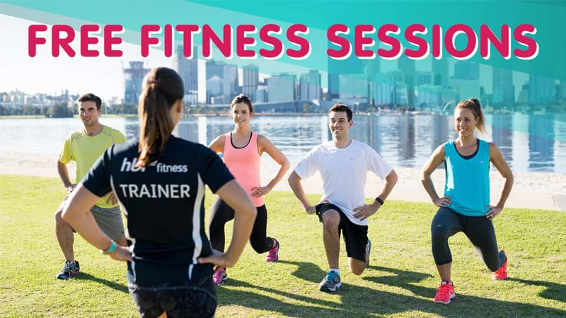Reach Your Fitness Goals For Free With HBF Fitness