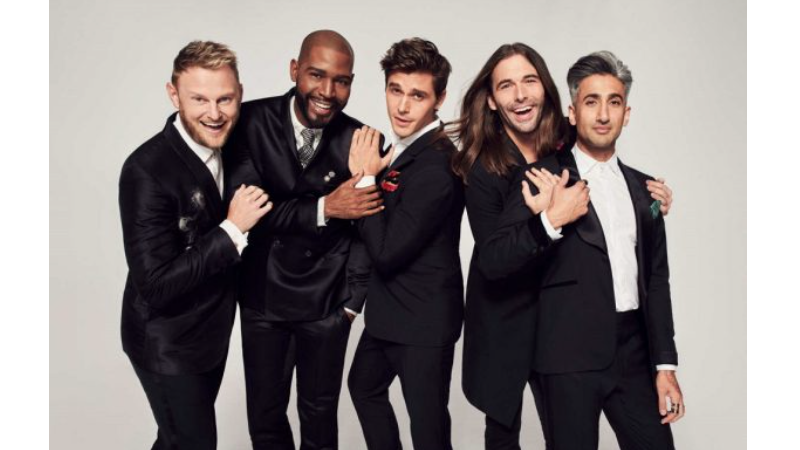 Article heading image for WATCH: Netflix Drop The First 'Queer Eye' REBOOT Trailer!