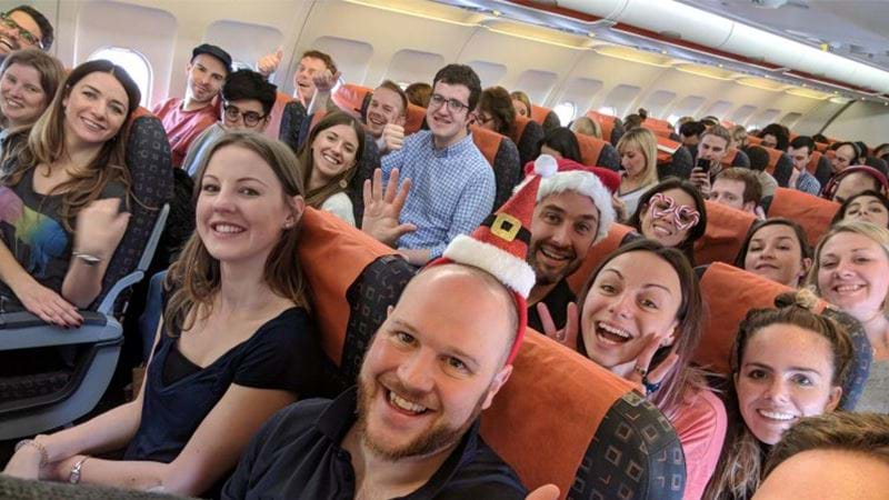 Article heading image for Boss Shouts Staff A Trip To Spain For Their Christmas Party