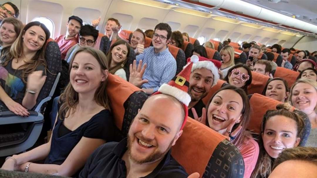 Boss Shouts Staff A Trip To Spain For Their Christmas Party
