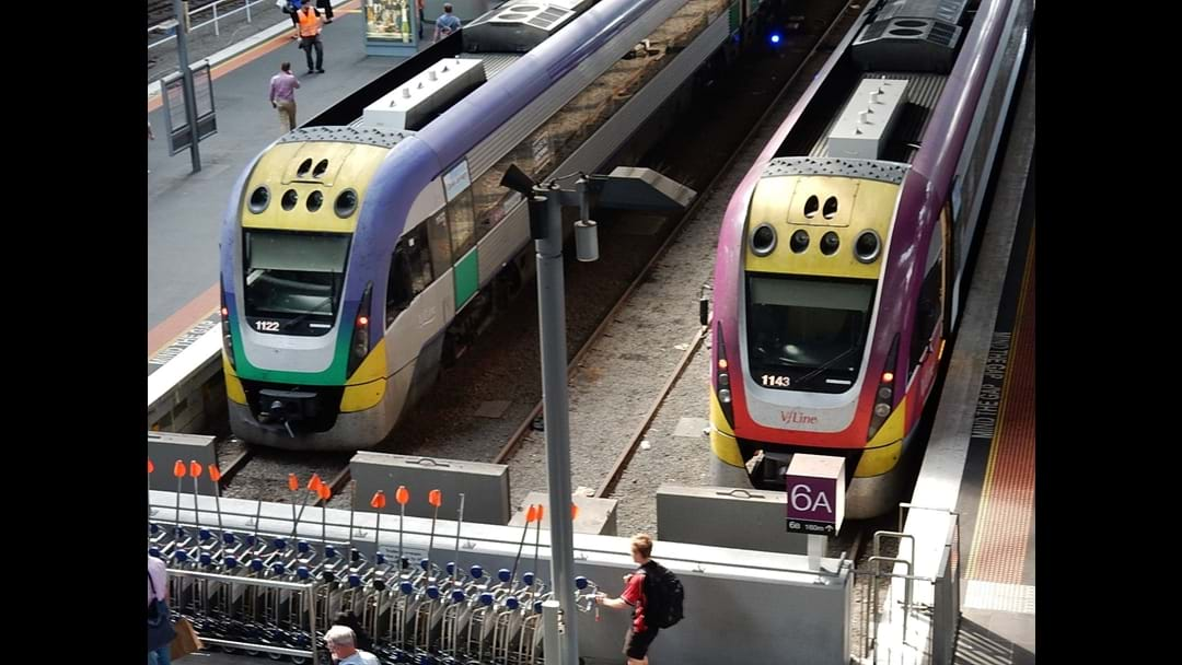Extra carriages to ease strain on V/Line services