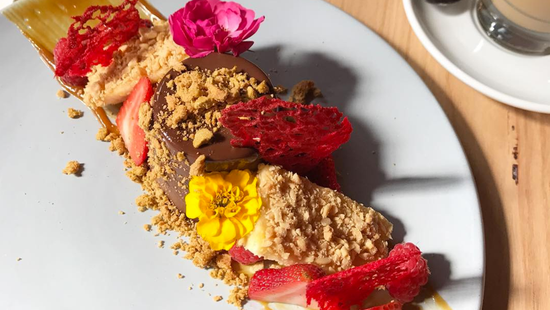 Golden Gaytime Panna Cotta Has Come To Melbourne