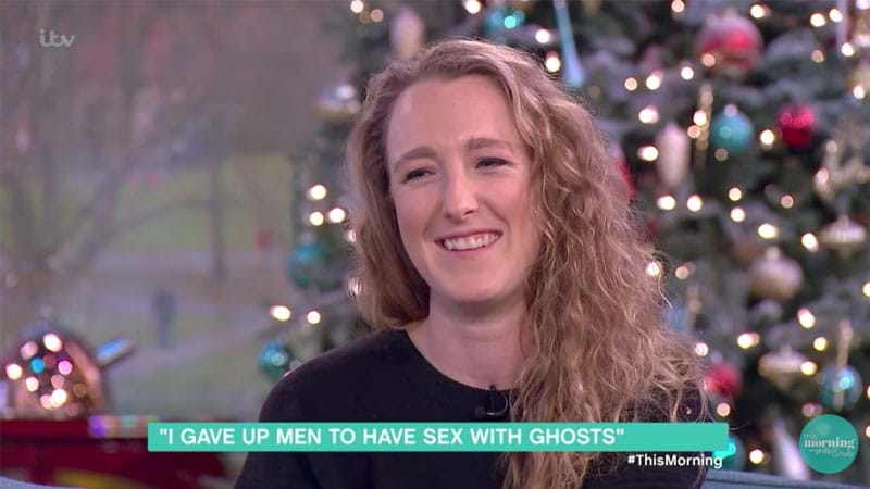 Article heading image for Woman Who Only Sleeps With Ghosts Opens Up About Her Sex Life