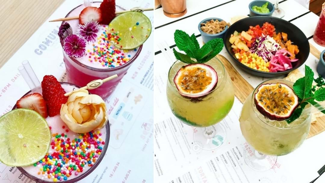 The most EXTRA cocktails on the Gold Coast and where to find them!