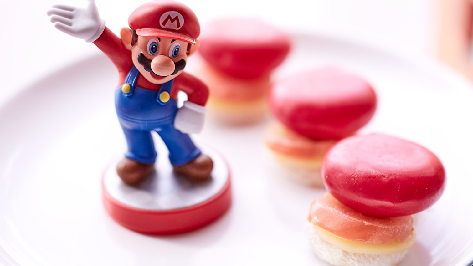 Article heading image for NINTENDO FANS UNITE: Super Mario High Tea Is Coming To Melbourne