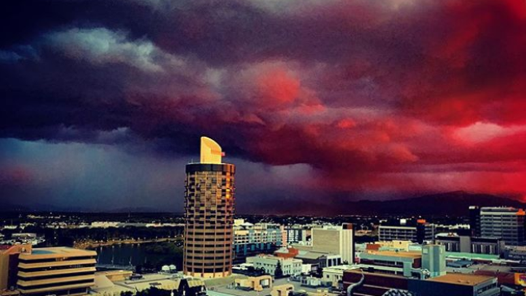 The Most Amazing Photos From Last Night's Storm