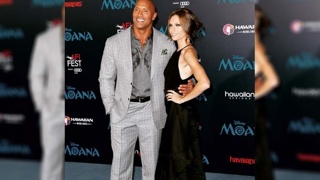 Dwayne 'The Rock' Johnson & His Wife Are Expecting Their Second Child!