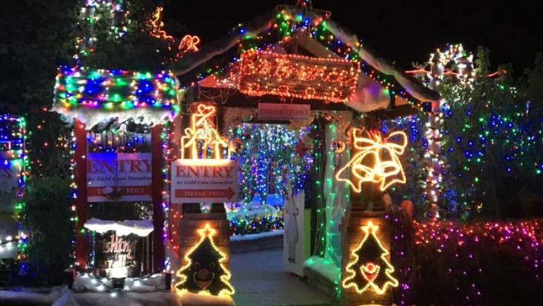 CANBERRA'S BEST CHRISTMAS LIGHT DISPLAYS