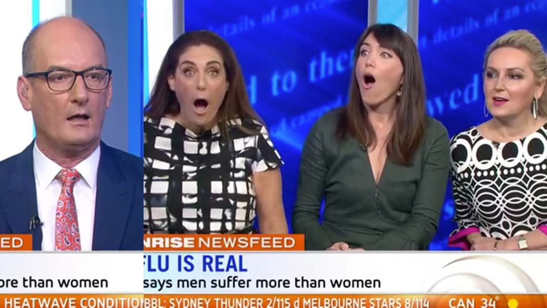 Kochie Legit Said Men Work Harder Than Women On 'Sunrise'