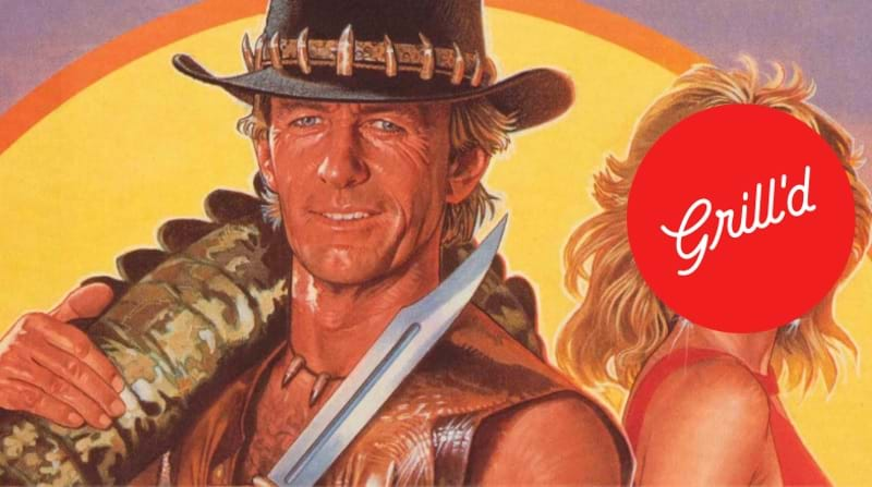 Article heading image for Paul Hogan Settles With Burger Giant
