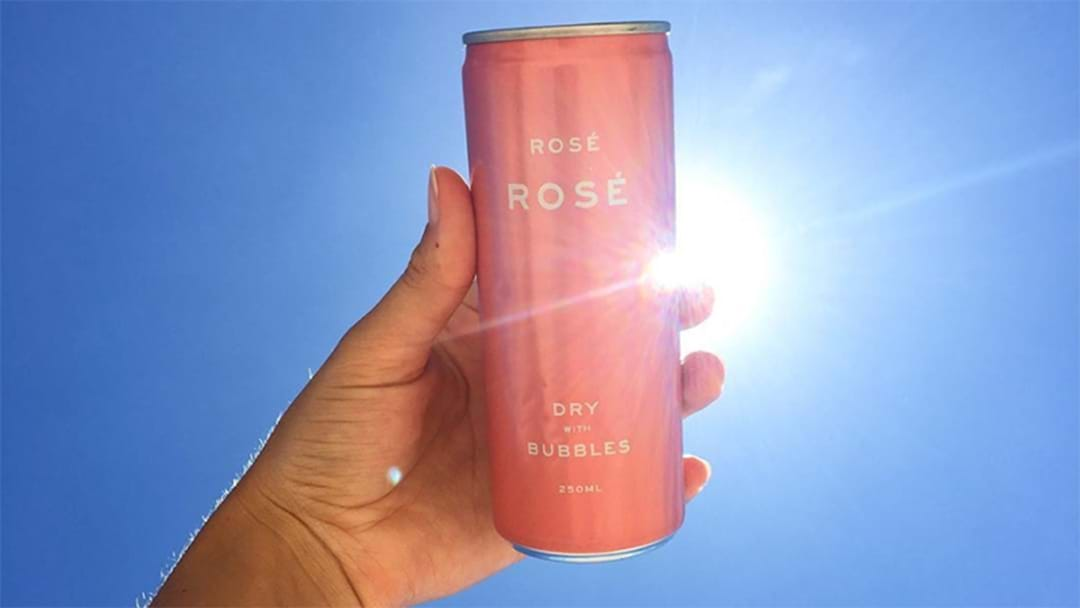 No Joke: You Can Get Rosé In A Can
