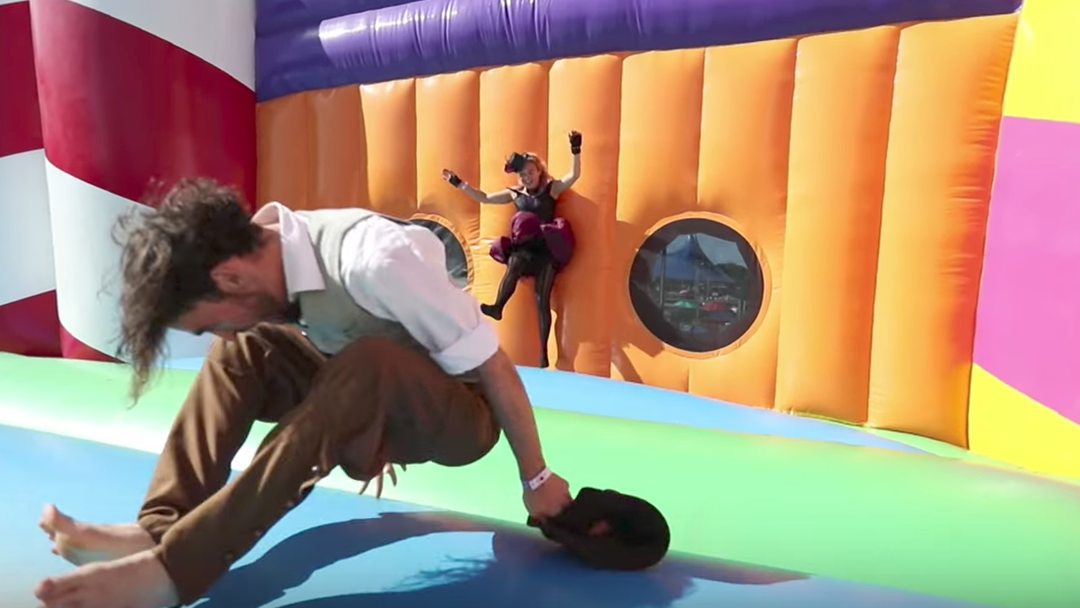 An Adult Jumping Castle Is Coming To Melbourne!