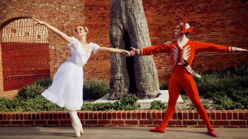 Article heading image for Go watch The Nutcracker at The Arts Centre Gold Coast this weekend!