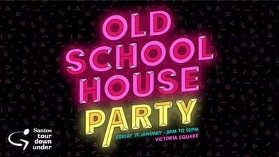 hit107 Old School House Party!