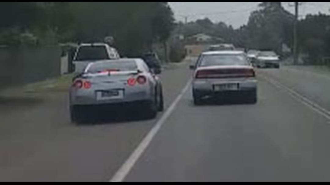 Man Charged Following Viral Dashcam Footage