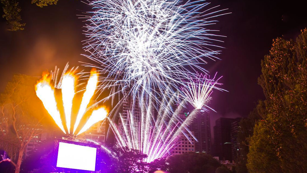 Everything You Need To Know About Melbourne's NYE Fireworks