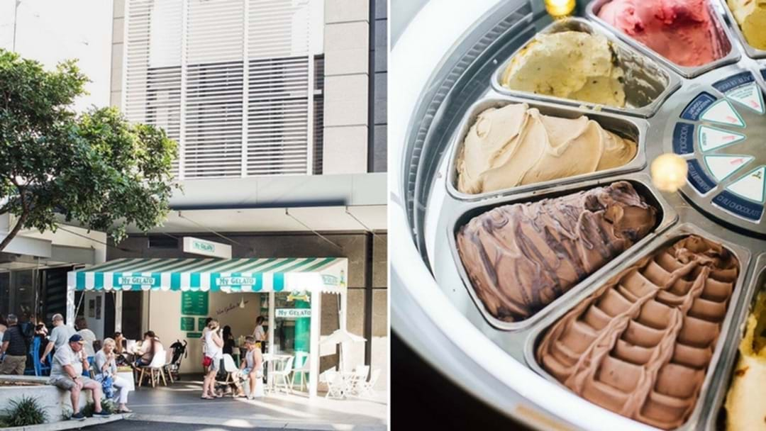 Broadbeach gelato shop releases Christmas flavours!