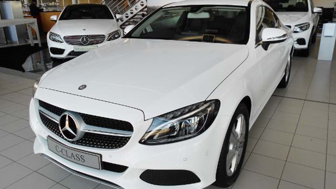 Stolen Melbourne Mercedes Turns Up In Dubai Five Months Later
