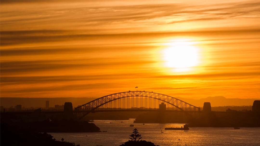 Warning For Sydneysiders As Today's Scorcher Rolls In