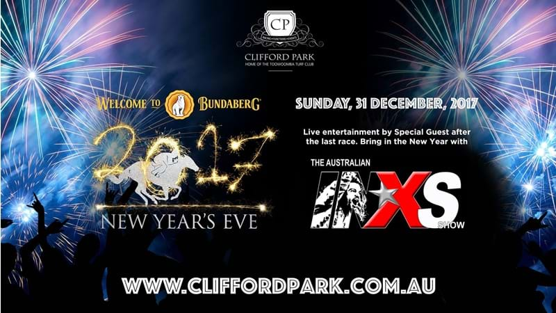 Article heading image for Clifford Park - New Year's Eve Party