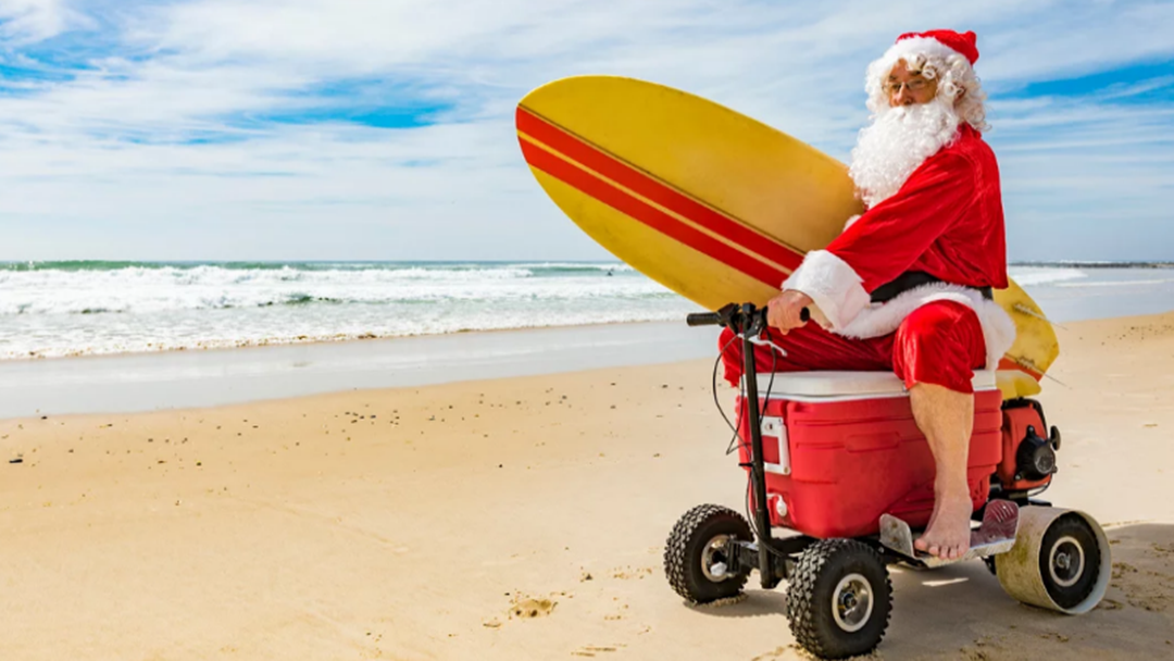 Christmas Day Forecast Upped For SA