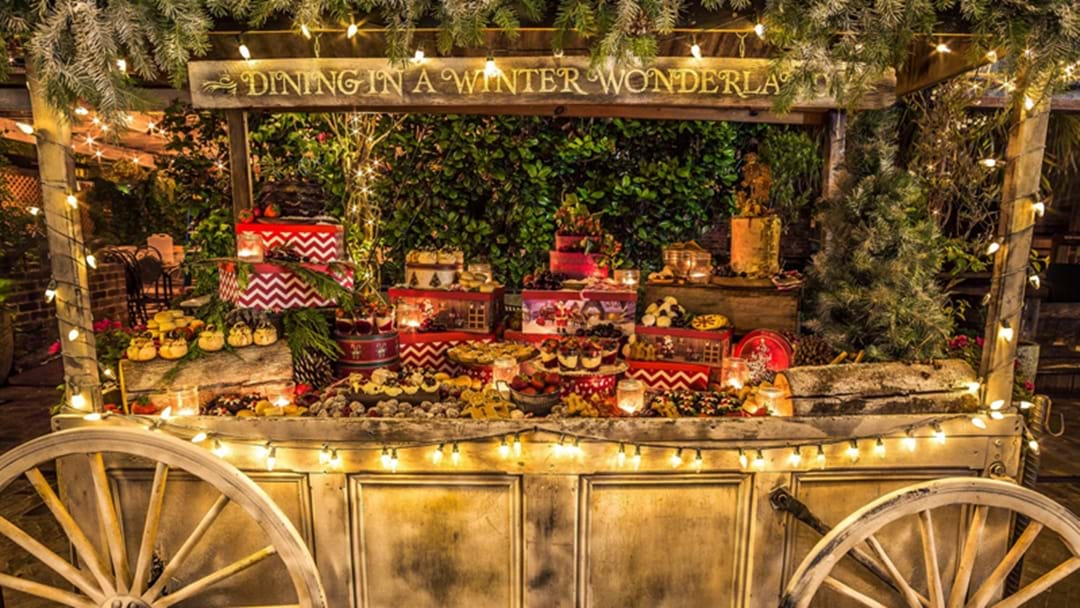 The Grounds Of Alexandria Are Currently Holding Their Christmas Markets!