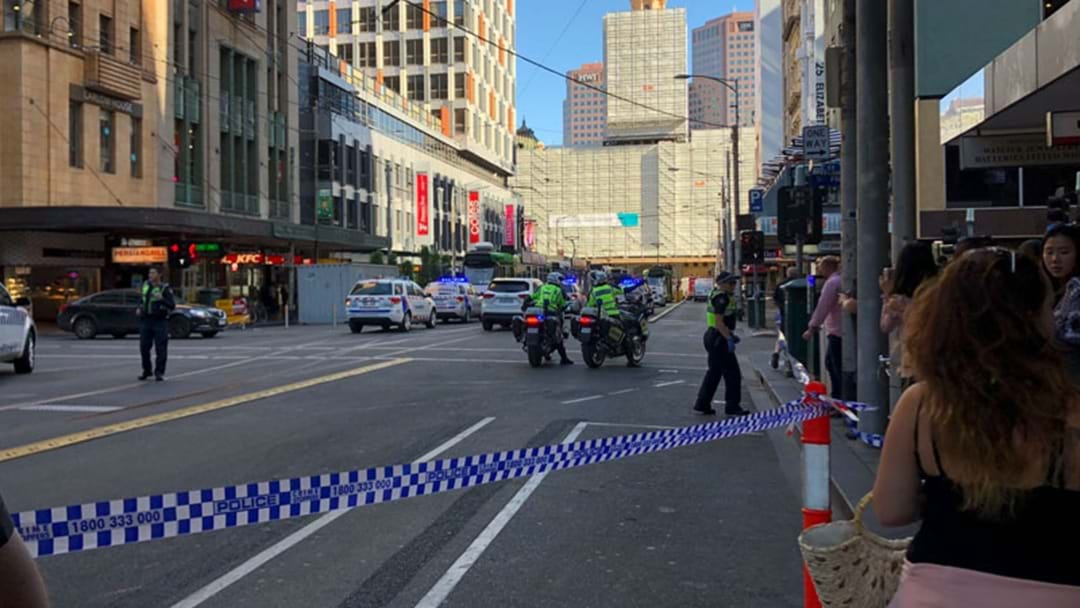 Second Man Arrested After Pedestrians Hit By Car In Melbourne CBD