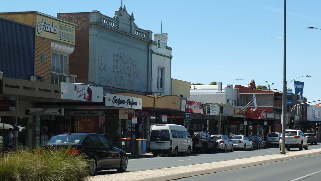 MORE FREE all day parking for parts Shepparton CBD