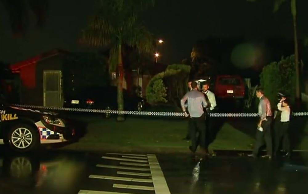 Boy, father shot in Brisbane home invasion