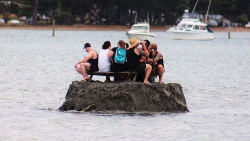 My Land, My Rules! New Zealanders Build 'Island' to Thwart Alcohol Ban