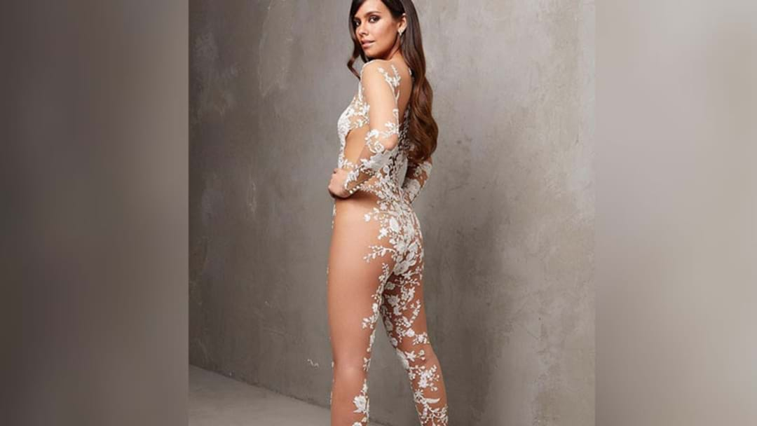 Brides Are Getting Married In Naked Jumpsuits Now 'Cause 2018 Is Crazy!