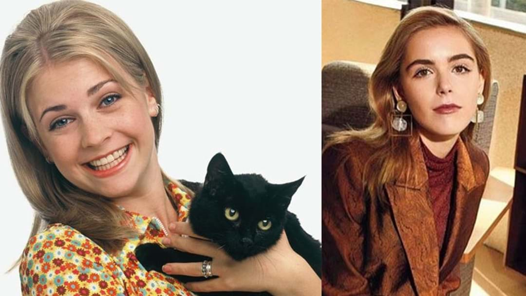 Meet The Star Of The 'Sabrina The Teenage Witch' Reboot!