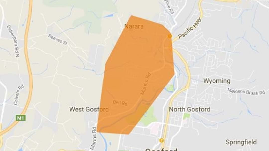 Power's Now Out To 1800 Homes In Narara + West Gosford