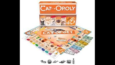 CatOpoly Has Arrived So You Can Fight With Your Family Over Buying Cats