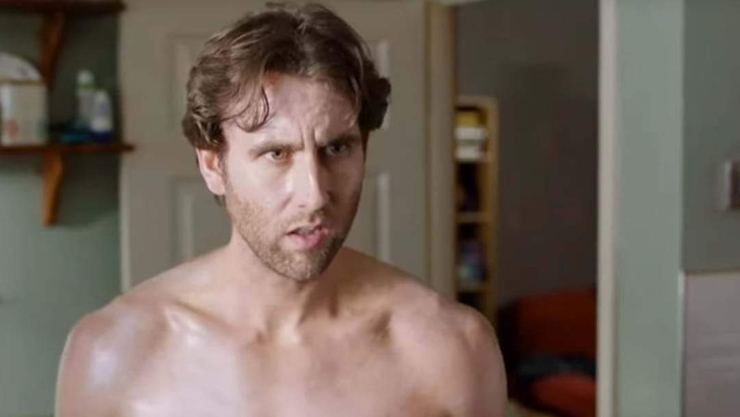 Neville Longbottom Is Ripped & Mildly Shirtless In The Trailer For His New Show