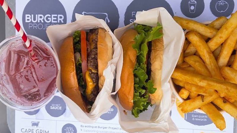 Article heading image for A Two-Storey Burger Project Is Opening With Free Soft Drink Refills