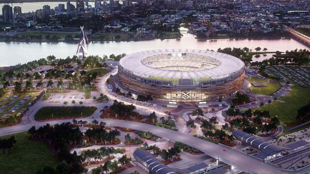 Optus Stadium Set To Ban Ubers In Favour Of A Taxi Rank