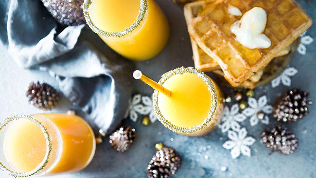 There Is A Bottomless Mimosa Festival This Weekend In Melbourne