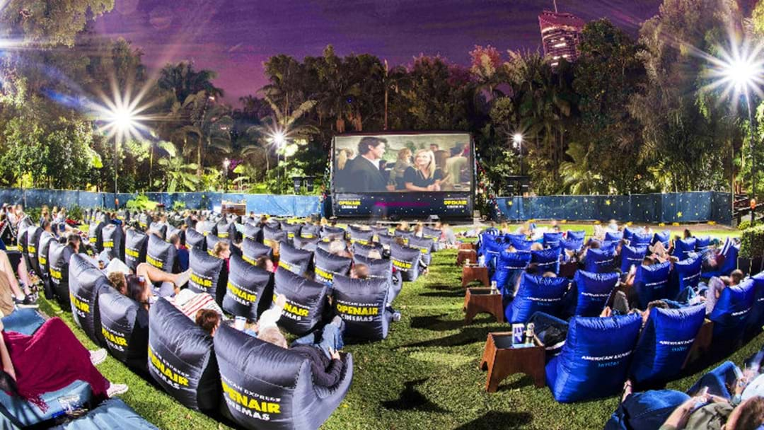 OPENAIR CINEMAS ARE BACK AND YOUR POOCH IS INVITED!