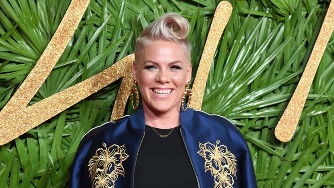 P!nk Set To Sing The National Anthem At The Super Bowl LII